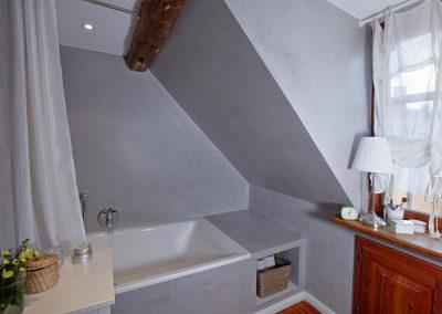 Badezimmer-Neugestaltung
